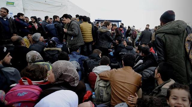 """Σχεδιάζουν την επιστροφή των """"ανεπιθύμητων προσφύγων"""" στην Ελλάδα"""