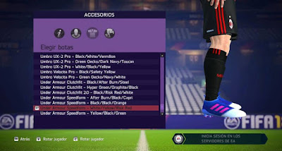 FIFA 18 Converted Boots for FIFA 14 / FIFA 15 / FIFA 16 By DerArzt26