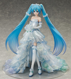 Hatsune Miku Wedding Dress Ver. - FREEing