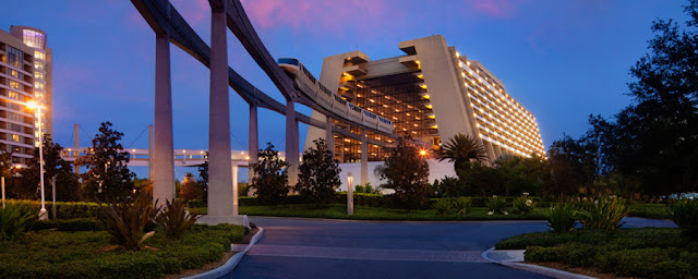 Hotel Disney's Contemporary Resort em Orlando