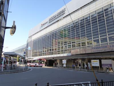 京阪電車『枚方市駅』