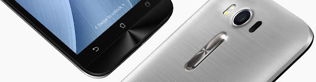 Design mewah dan elegan ASUS ZenFone 5.0 Laser ZE500KL