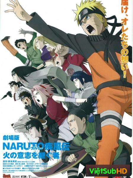 Naruto: Người kế thừa Hỏa chí