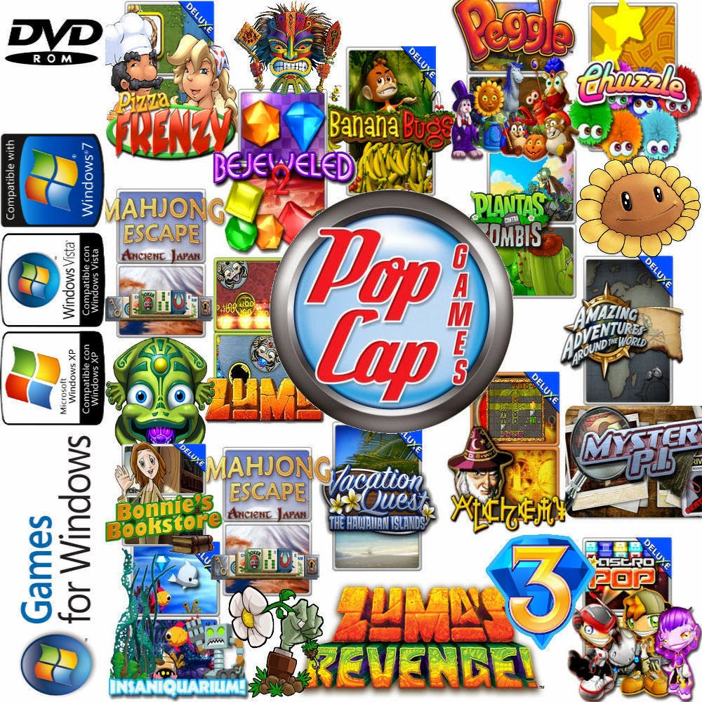 Free download pc games popcap | about technology.