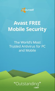 Avast Mobile Security & Antivirus Apk v5.1.2 Terbaru