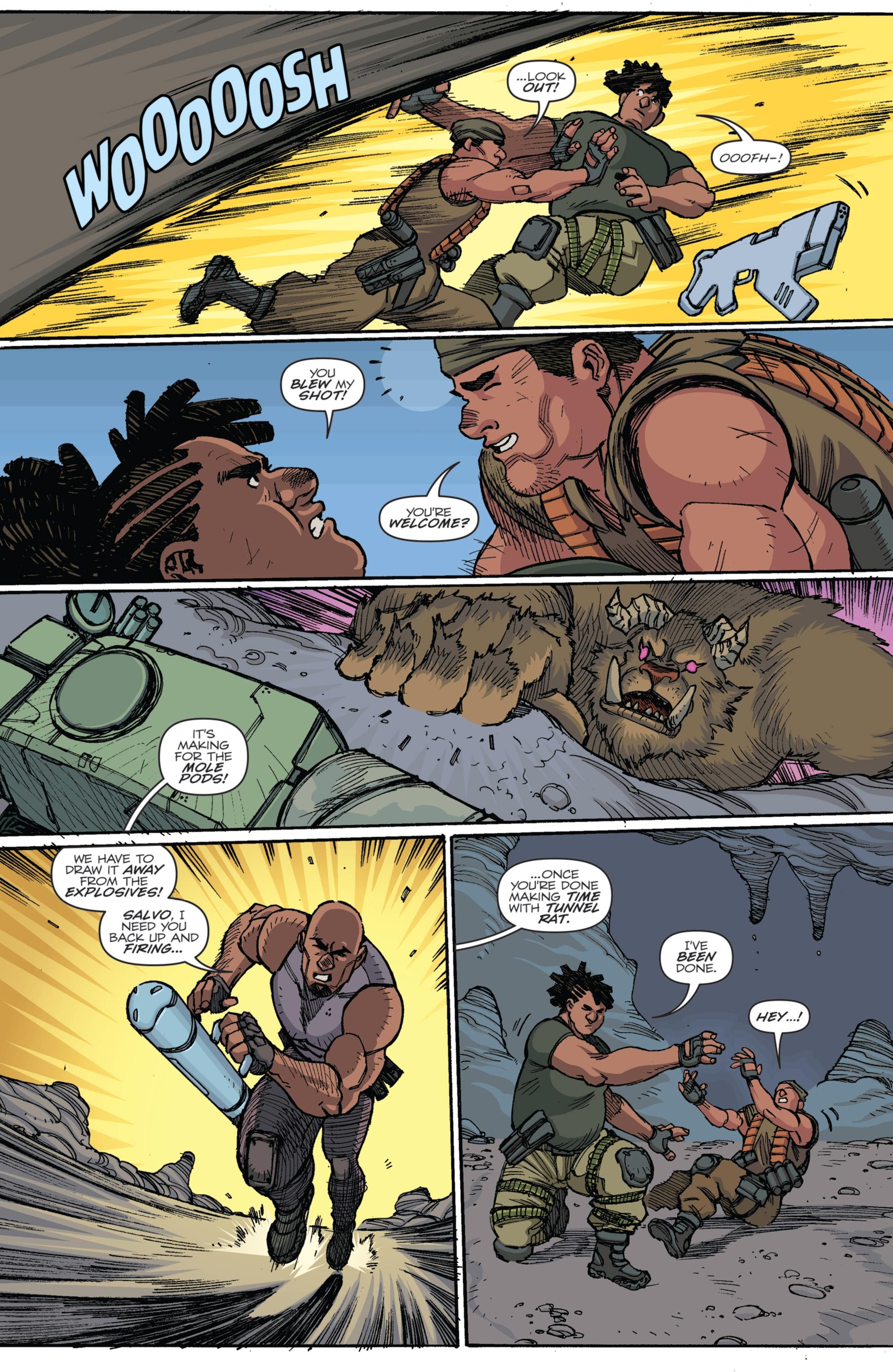 Read online G.I. Joe (2016) comic -  Issue #6 - 17