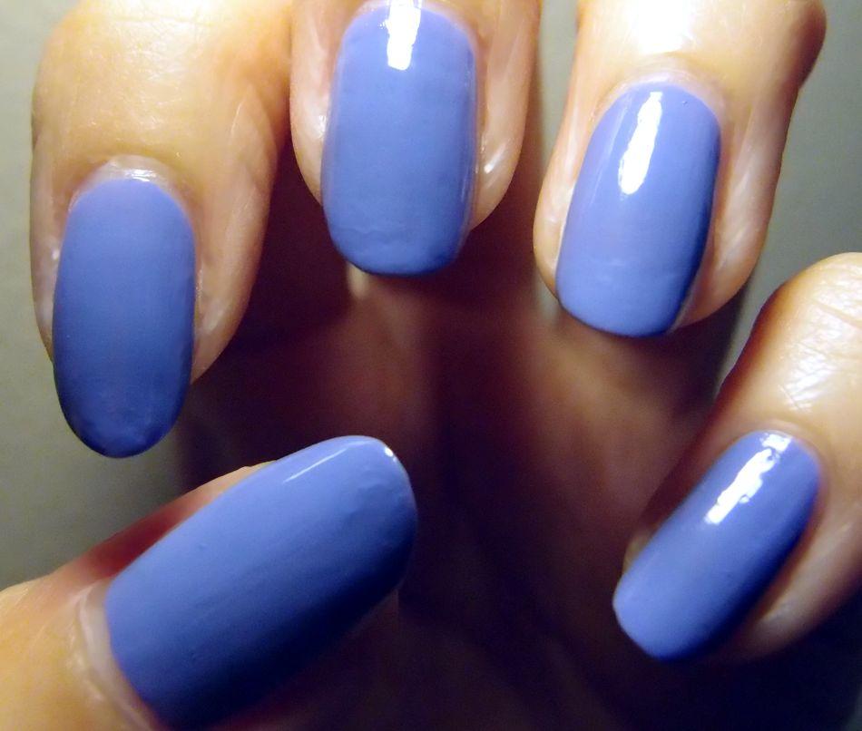 2 coats maybelline color show lavender love - Show me the color lavender ...
