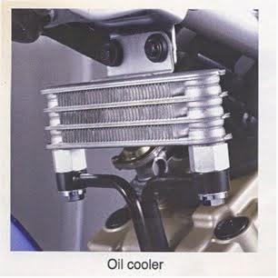 Cara Merawat Oil Cooler Satria F150