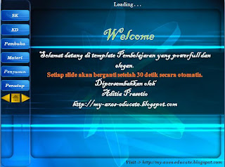 Lihat Template Powerpoint Keren Images Templates Free Miegames