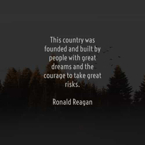 Independence day quotes and 4th of July sayings