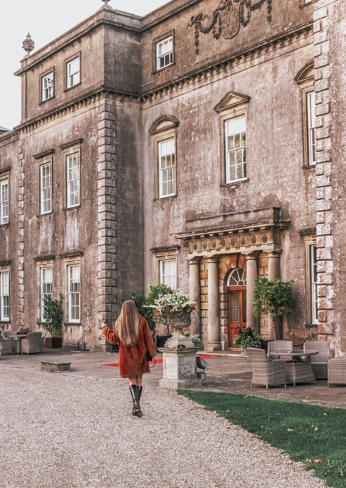 Ston Easton Park Hotel Travel Blog Review