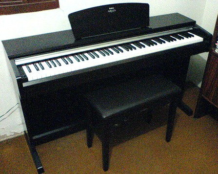 Review Yamaha Ydp141 Now Discontinued Ydp135r P95 Digital Pianos Basic But Nice