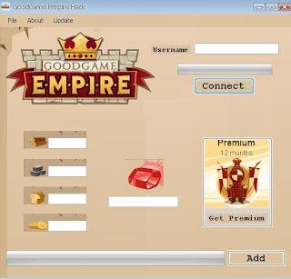 goodgame empire hack