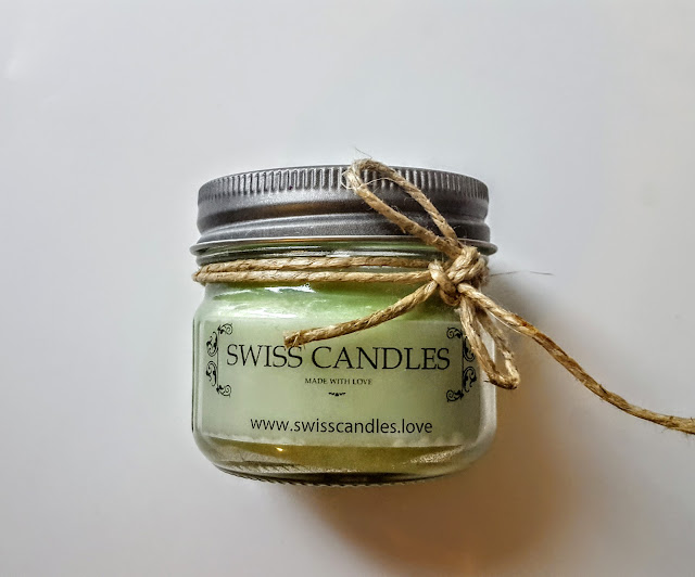 swiss candles jar candle