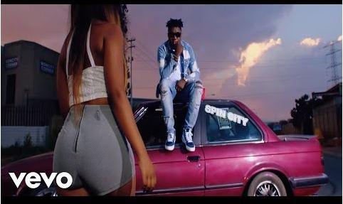 Video: CDQ – Say Baba (Remix) ft. DJ Maphorisa [Mp4 Download]