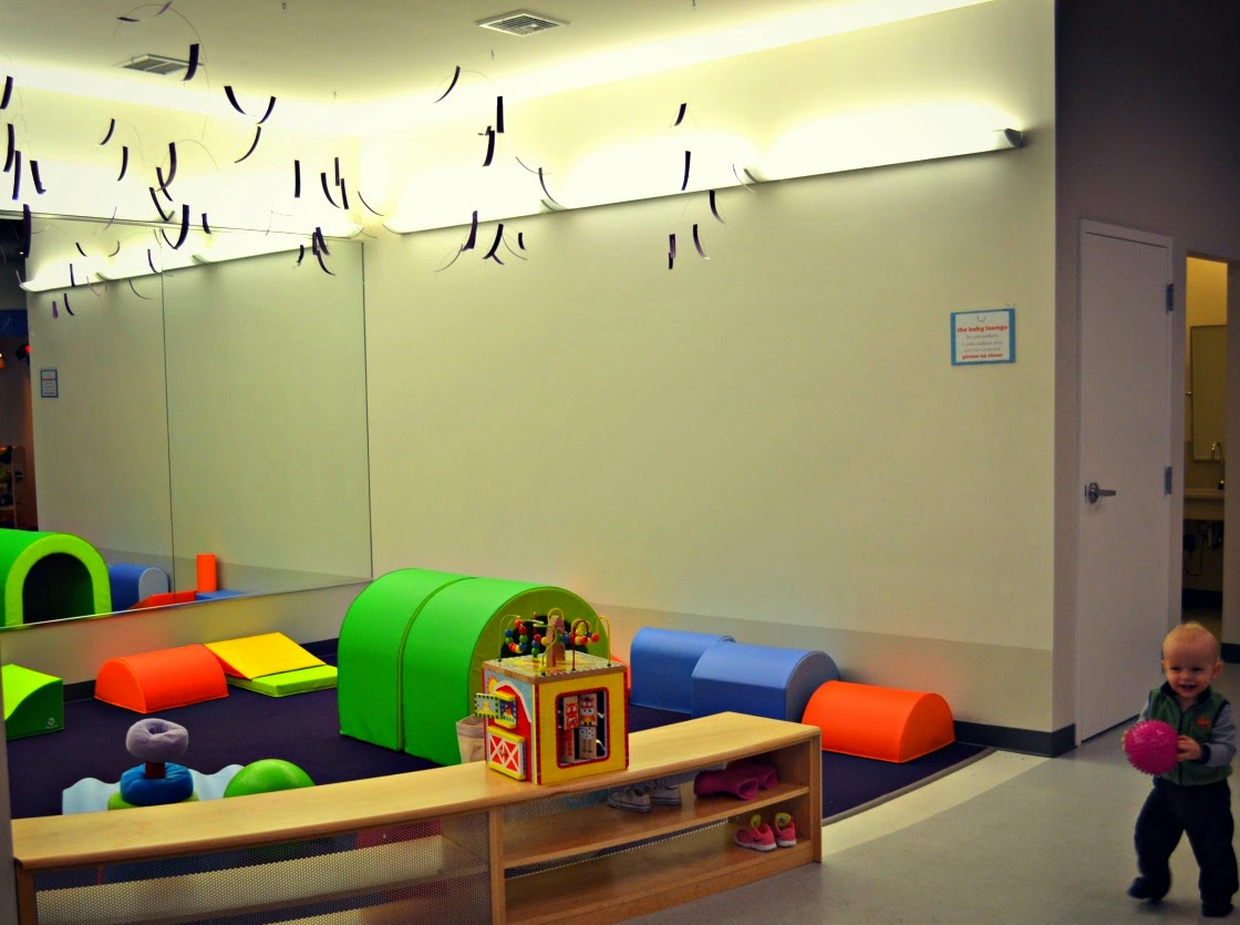 The Play Café: The New Main Line Indoor Play Space - Opera Singer in the Kitchen