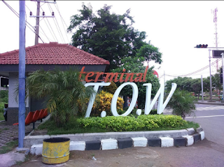Cara Naik Gojek Grab di Terminal Oso Wilangon Surabaya