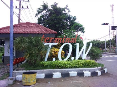 Cara Naik Gojek Grab di Terminal Osowilangun Surabaya