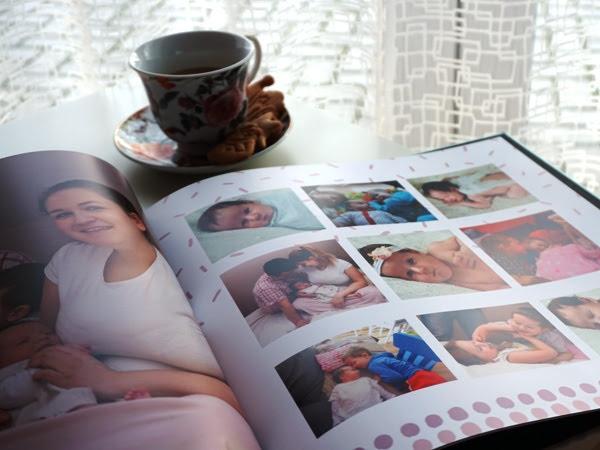 fotoksiążka printu sesja noworodkowa