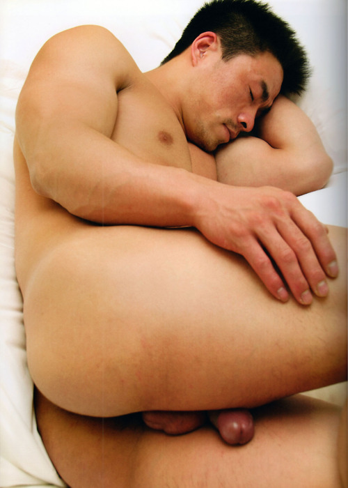 Asian muscle men nude are not
