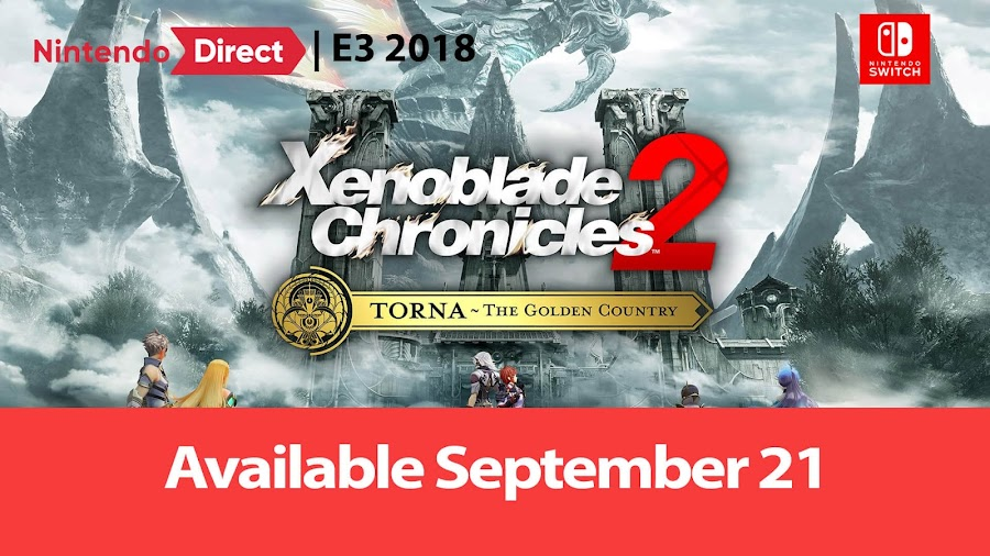 xenoblade chronicles 2 dlc nintendo switch