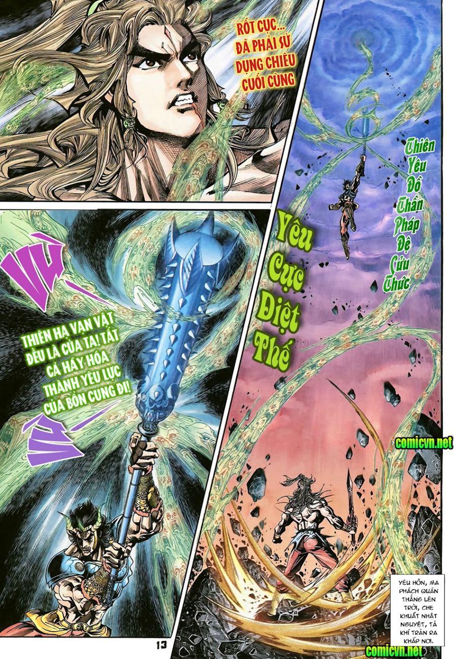 Đại Đường Uy Long chapter 85 trang 13