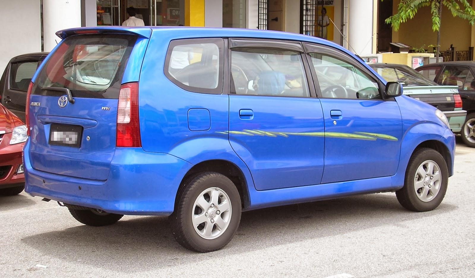 Pasar Harga Mobil Harga Toyota Avanza Baru dan Toyota