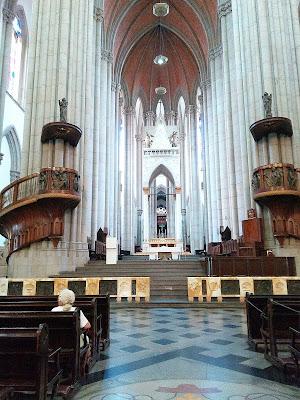 Catedral da Sé interior