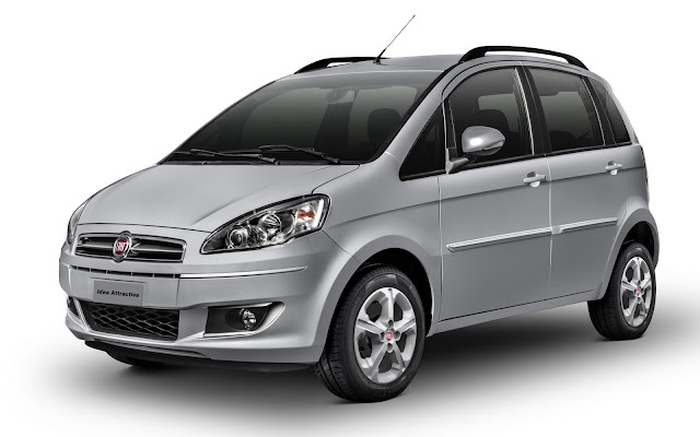 Fiat Idea 2016 - recall