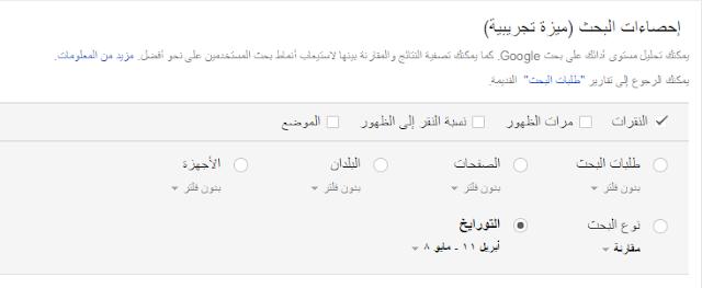 ميزة جديدة فى مشرفى المواقع Google Analytics