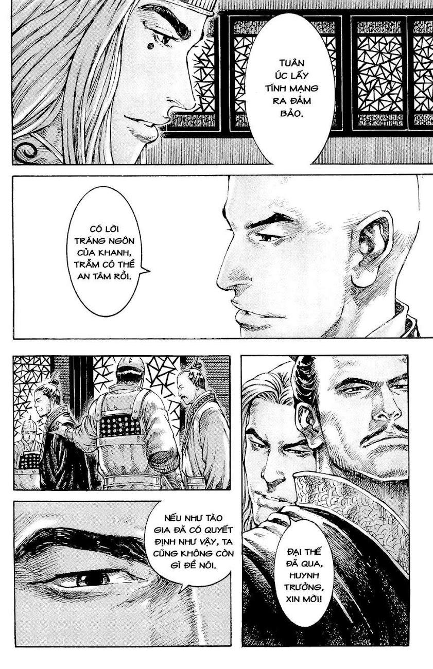 Hỏa phụng liêu nguyên Chương 344: Thiên tử bả tâm [Remake] trang 16