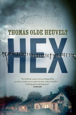 CJSREADS Review: Hex by Thomas Olde Heuvelt @torbooks