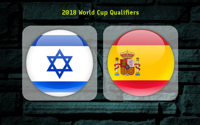 Israel vs Spain Full Match & Highlights 9 October 2017