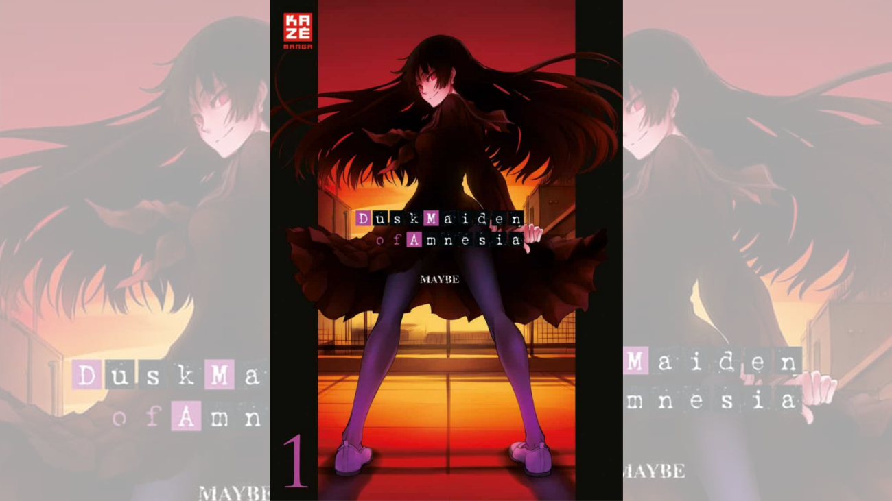 Manga Highlights 2017, Dusk Maiden of Amnesia (Kazé)