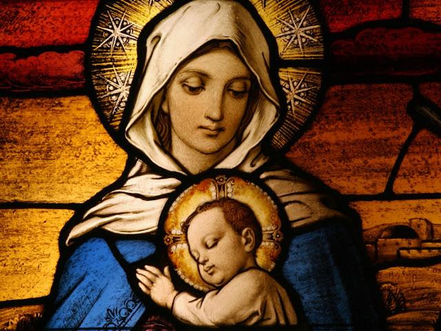 Resultado de imagem para solenidade santa maria mae de deus