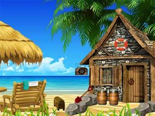 Juego Tiki Beach Escape Solución