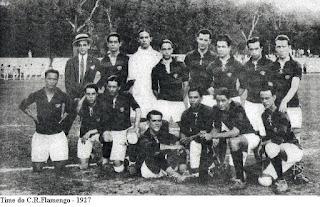 time campeão carioca 27