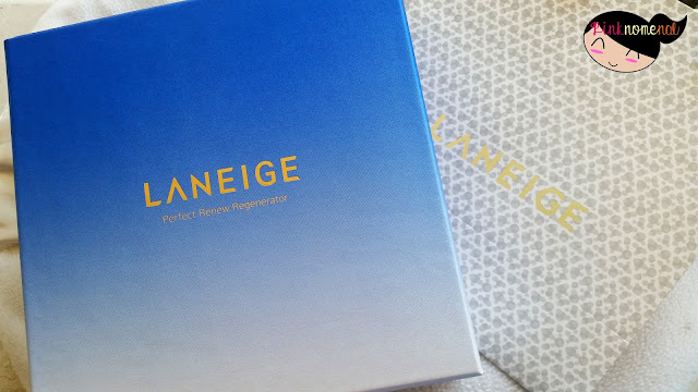 Laneige Perfect Renew Regenerator Makeup Review