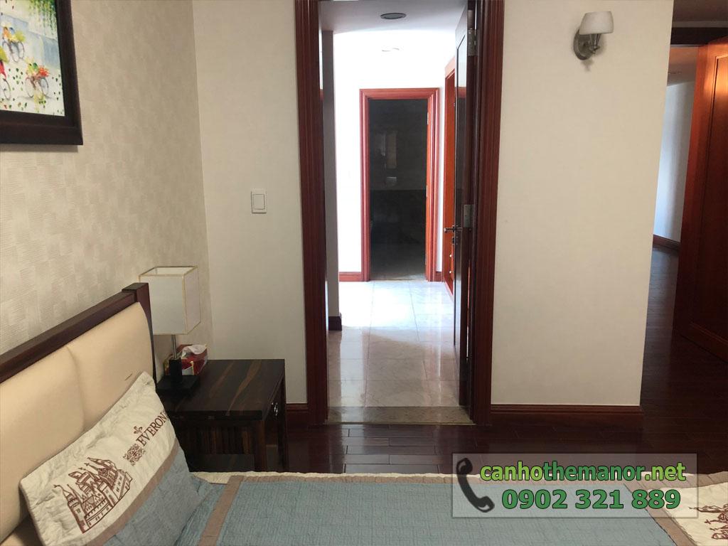 Cho thuê căn hộ Penthouses 300m2 tại The Manor quận Bình Thạnh - hình 8