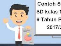 Download Kumpulan Soal UTS SD/MI Kelas 1 - 6 Tahun Ajaran 2017/2018