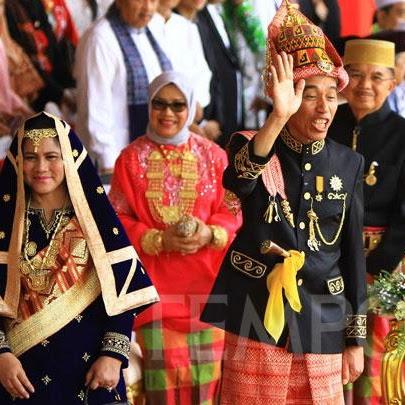 #SalamSatuJempol untuk Indonesia!