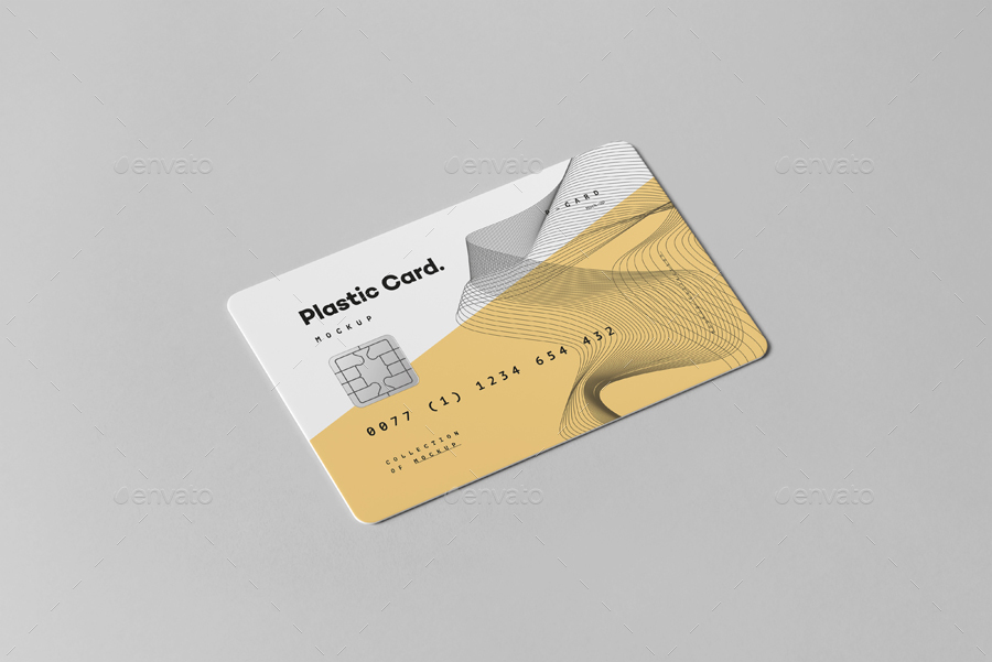 60 Best Credit Card Mockup Templates Graphic Design Resources