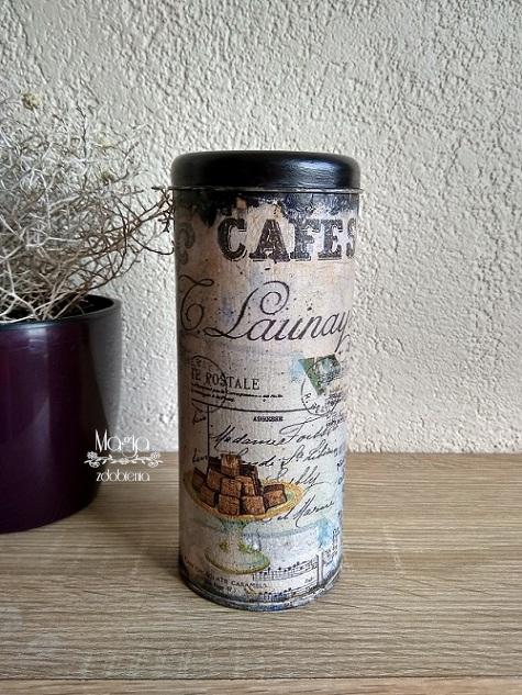 184. Puszka na kawę & i trochę prywaty w migawkach...