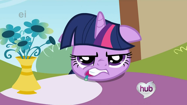 I feel the same way Twilight does right now.