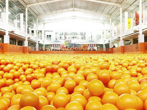 Centrum Million Balls Bandung