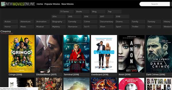 NewMoviesOnline: Top 10 Sites like Solarmovie: Best Solarmovie Alternatives: easkme