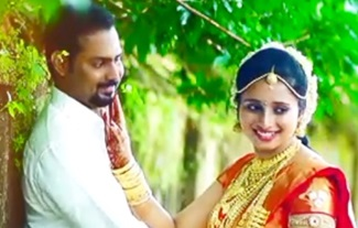 Vivek Aathira Wedding highlights