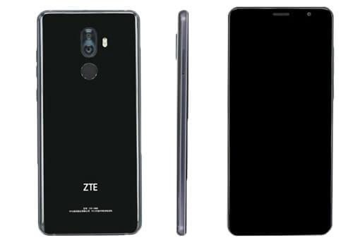 هاتف ZTE V890