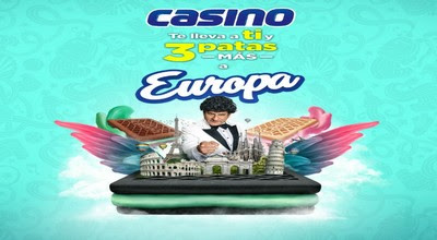 [Sorteo] A Europa con Casino - Galletas Casino