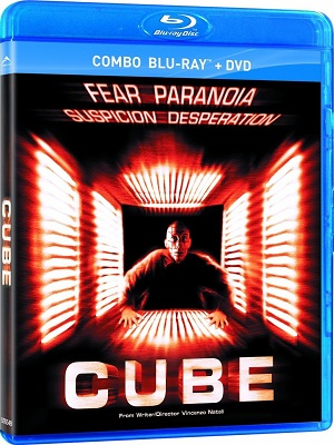 Cube (1997) Movie Download HD 720p BluRay 750mb